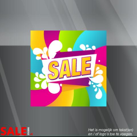 Sale Sticker 26
